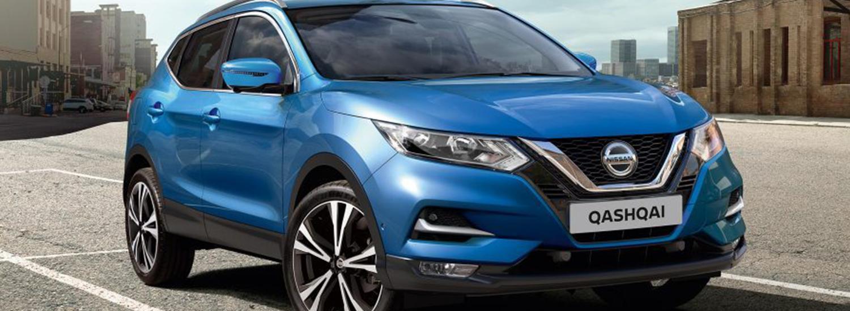 Nissan QASHQAI – Lekker, urban stil både inne og ute