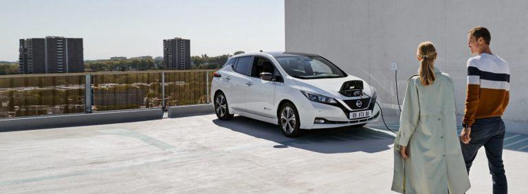 Nissan Leaf – 100% Helelektrisk familiebil