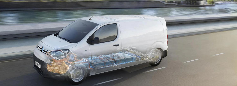 Citroën ë-Jumpy – Årets varebil 2021